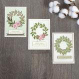 Kartenset (3-teilig)