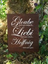 """Bild """"Gloube"""""""