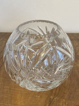 Bohemin Crystal Flower Vase