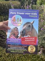 Pony Power voor Kids Magazine