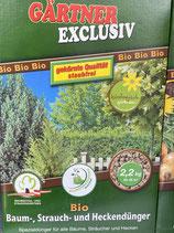 BIO Baum, Strauch und Heckendünger