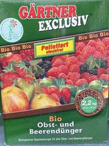 BIO Obst und Beerendünger