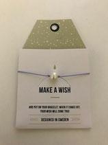 Wunsch-Armband Süßwasserperle