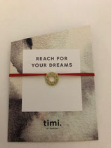 Armband Reach for your Dreams