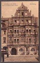 691..   (W-6900) Heidelberg   -Gasthaus zum Ritter-   (PK-00388)