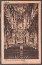 8....   (W-8000)   München   -Johann Nepomuk-Kirche-   (PK-00308)