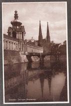 01...   (O-8010)   Dresden   -Zwinger-Kronentor-   (PK-00421)