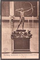 904...   (W-8500)   Nürnberg   -Apollobrunnen von Peter Vischer im neuen Rathaus-   (PK-00340)