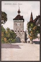 7846.   (W-7750)  Konstanz a.B.   -Schnetztor-    (PK-00051)