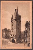 551..   (W-6500)   Mainz   -Holzturm-   (PK-00309)