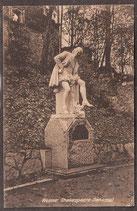 9942.   (O-5300)   Weimar   -Shakespeare-Denkmal-   (PK-00163)