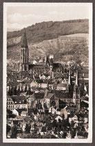 79...   (W-7800)   Freiburg i.B.  -Johanniskirche und Münster-    (PK-00352)