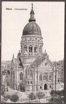 551..   (W-6500)   Mainz   -Christuskirche-   (PK-00061)