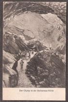 06567   (O-4731)   Steinthaleben    -Kyffhäuser Der Olymp in der Barbarossa-Höhle)   (PK-00188)