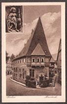 3864.   (W-3380)    Goslar    -Brusttuch-    (PK-00300)