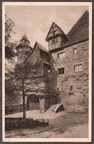 904...   (W-8500)   Nürnberg   -Burgeingang-   (PK-00109)