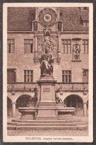 740..   (W-7100)   Heilbronn   -Robert Mayer-Denkmal-    (PK-00267)