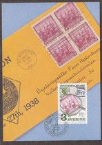 1372-1375   Maximumkarten  (SE)