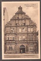 3178.   (W-3250)   Hameln a.d. Weser   -Rattenfängerhaus-   (PK-00235)