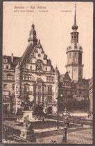 01...   (O-8010)   Dresden   -Kgl. Schloss-   (PK-00409)