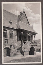 3864.   (W-3380)   Goslar   -Rathaustreppe-   (PK-00415)