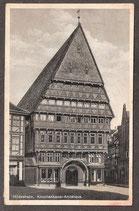 311..   (W-3200)    Hildesheim   -Knochenhauer-Amtshaus-   (PK-00263)
