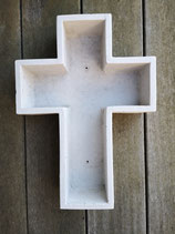 Pflanzkreuz aus Beton