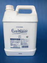 Eva Water (300ppm)・業務用4Lタンク・3本入