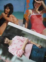 【切り抜き】徳丸純子 20ページ アイドル 水着あり