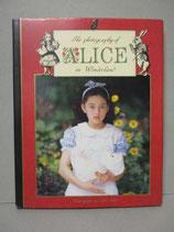 【キズあり】 ALICE in Wonderland アリス ワンダーランド 写真集 会田我路