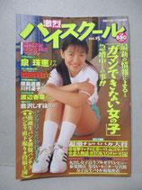 激烈ハイスクール  VOL.15 1996年7月 漫画ストロング増刊