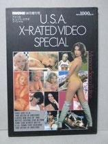 アメリカX-レイト・ビデオスペシャル U.S.A X-RATED VIDEO SPECIAL MONSOON増刊号