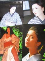 【切り抜き】池上季実子 18ページ  ピンナップ1枚