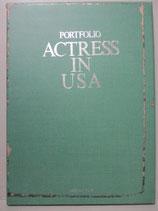 外箱難あり) ARTMAN CLUB アートマンクラブ PORTFOLIO ACTRESS IN USA