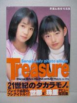 世那&珠里 写真集 Treasure