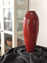 """Unikat Bodenvase """"Lady In Red"""""""
