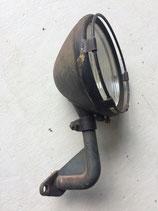 Bahnlampe mit Streuscheibe (Occasion)
