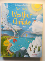 See Inside Lift-the-Flap Weather and Climate