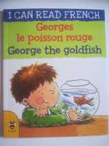Georges le poisson rouge - George the goldfish