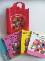 Elmer's Little Board Books
