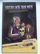 Sherlock Holmes and the Adventures of the Three Garridebs