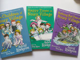 The Children of Noisy Village - Set of Three Books