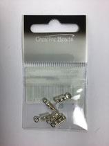 Klemmverschluss Sterllingsilber 2 mm