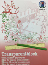 Transparentblock