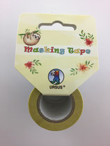 Masking Tape ( Faultier)