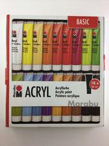 Basic Acryl Set
