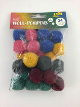 Woll Pompons Party