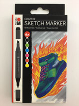 Graphix Sketch Marker Set