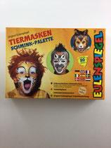 Tiermasken Schmink-Palette