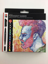 Graphix Permanent Marker Set